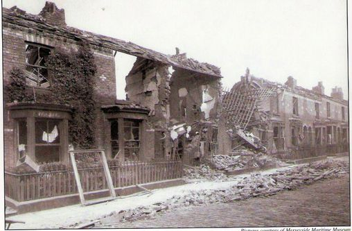 Bootle in the Blitz