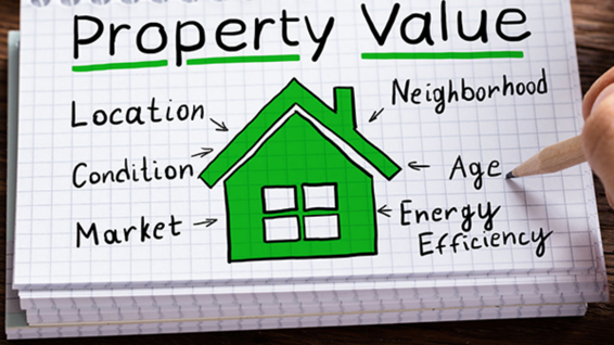 Property Values - James Kristian