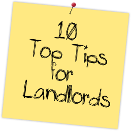 10 top tips for landlords - James Kristian