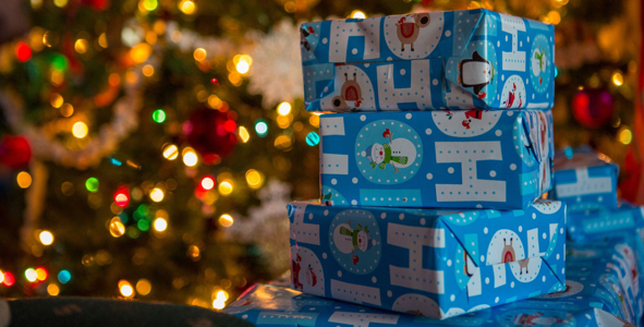 Santas Gifts - James Kristian